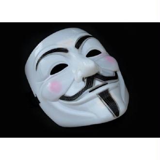 Masque Anonymous Rigide (PVC)