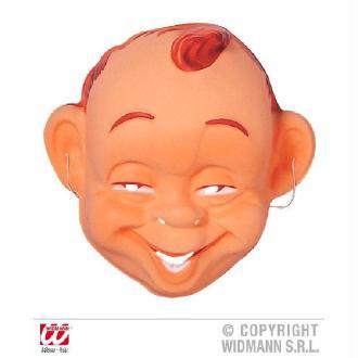 Masque bébé souriant