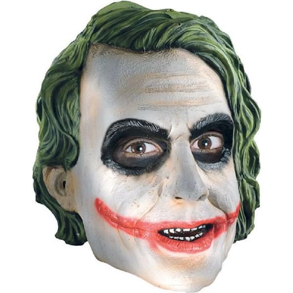 Masque joker 3/4 en latex - Photo n°1