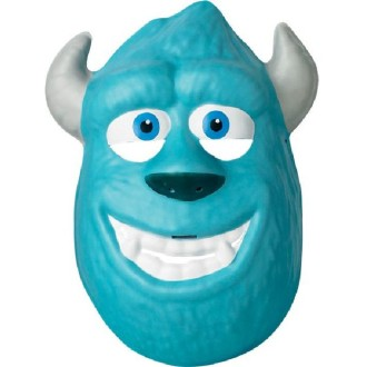 Masque mousse monsters Sulley