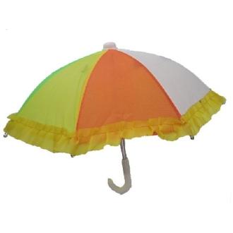 Mini ombrelle multicolore 28 cm