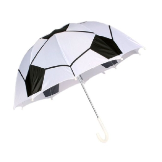 Parapluie ballon de foot 70 cm