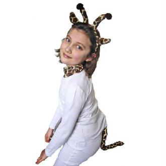 Set déguisement girafe