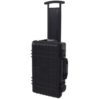 Valise à outils coffre multifonctionnel avec mousse à l'intérieur