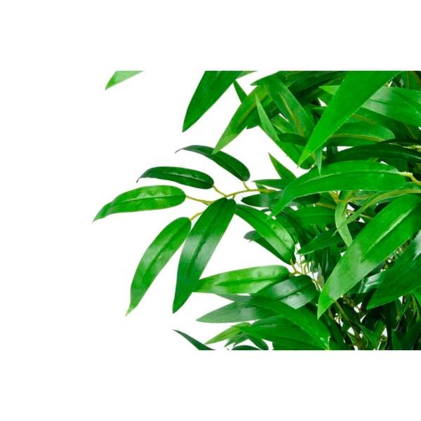 Lot De 2 Bambous Artificiels Décor Intérieur 190 Cm - Photo n°2