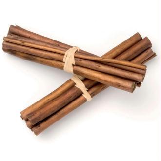 Tiges de bambou 13cm Brun - Lot de 3