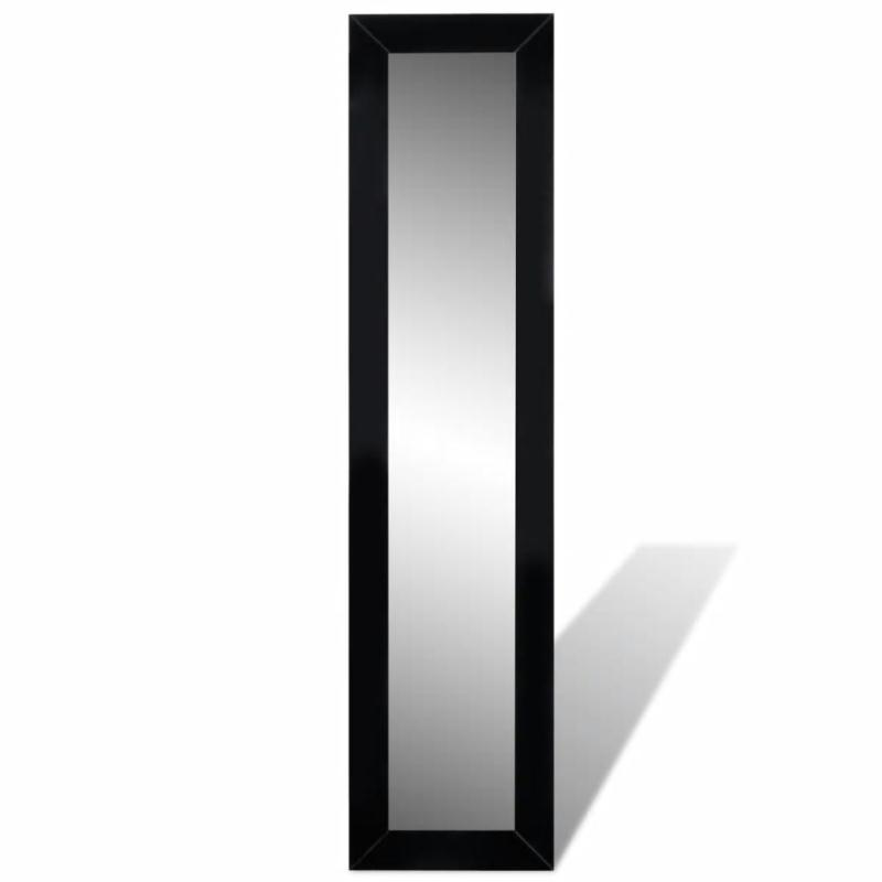 Miroir en pied noir miroir adh sif creavea for Regard dans le miroir