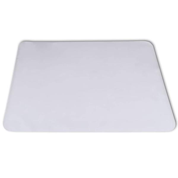 vidaxl tapis pour stratifi ou moquette 90 cm x 120 cm protection de sol pour bureaux creavea