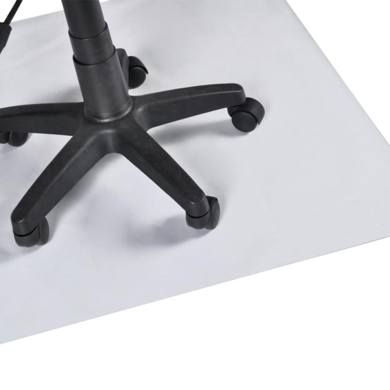 Tapis pour chaise fauteuil de bureau protection de sol pour bureaux creavea - Tapis pour chaise de bureau ...