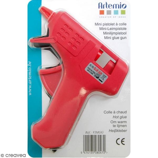 Pistolet à colle 7 mm - Photo n°1
