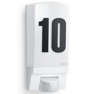 Steinel Luminaire LED à détecteur L 1 Blanc