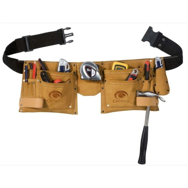 Ceinture Porte-outils En Cuir Regular Toolpack 366.008 - Photo n°1