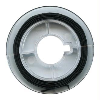 Fil élastique Noir 0,6mm - 5m