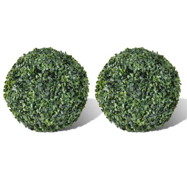 Vidaxl Plante Artificielle 2 Pcs 27 Cm - Photo n°1