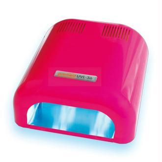 Promed Dessiccateur d'ongle UV UVL-36 36 W Rose 330015