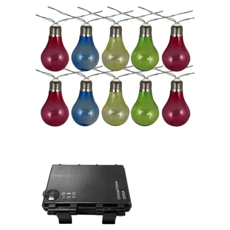 guirlande accessoires pour luminaires creavea. Black Bedroom Furniture Sets. Home Design Ideas