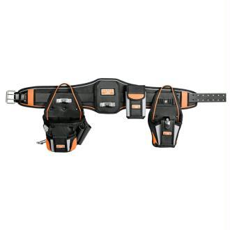 BAHCO Ceinture porte-outils résistant Noir 4750-HDBS-2