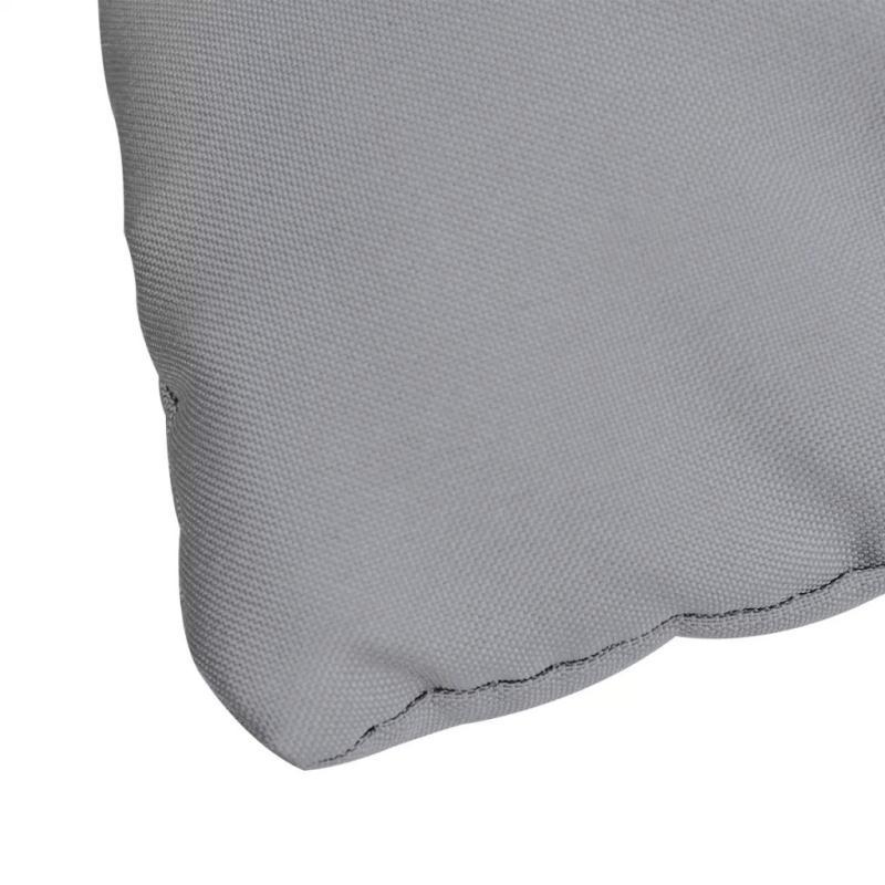 coussin gris pour balancelle 120 cm coussins pour. Black Bedroom Furniture Sets. Home Design Ideas