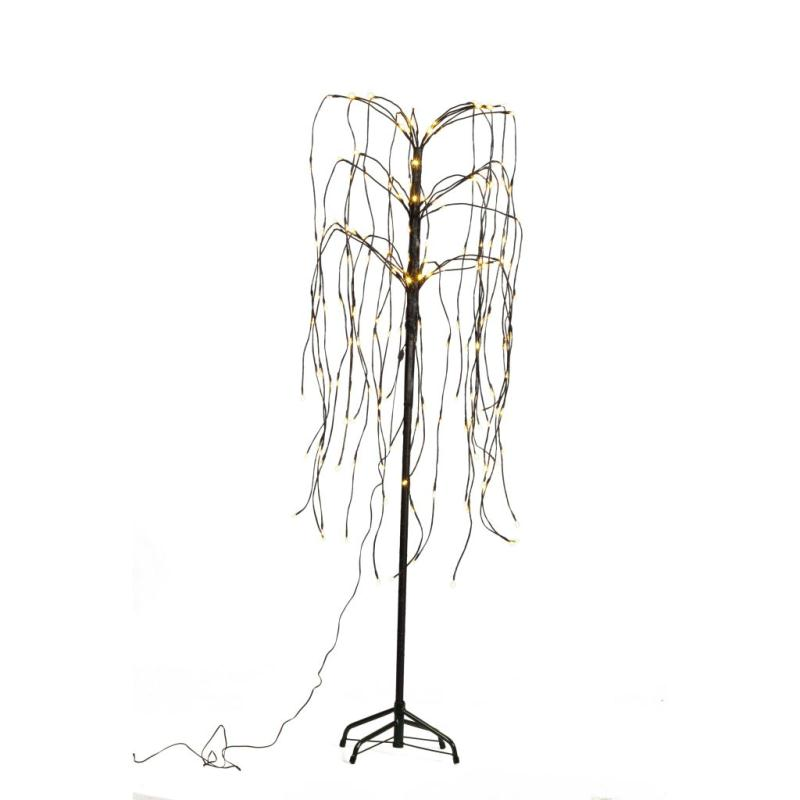 branches lumineuses 180 led le march de no l creavea. Black Bedroom Furniture Sets. Home Design Ideas
