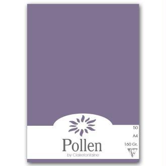 Papier Pollen A4 50 feuilles Myosotis
