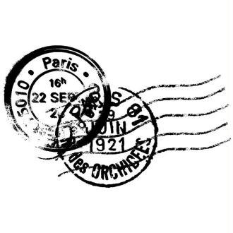 Tampon Cachet postal