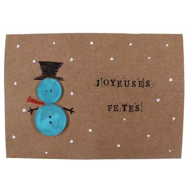 Pack boutons en résine - Couleurs assorties - 9 à 28 mm - 200 g - Photo n°3