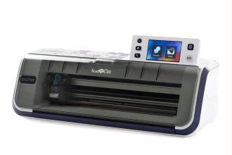 ScanNCut CM600 Brother -  Machine de découpe avec scanner intégré