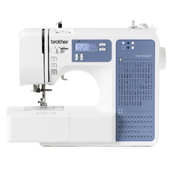 Machine A Coudre Brother Fs100wt Avec Table D Extension
