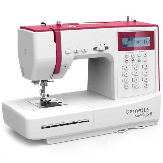 Machine à coudre Bernette Sew&Go 8 - Quilt & Patchwork