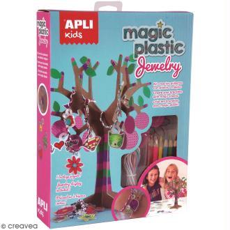 Kit Plastique magique APLI Kids - Bijoux