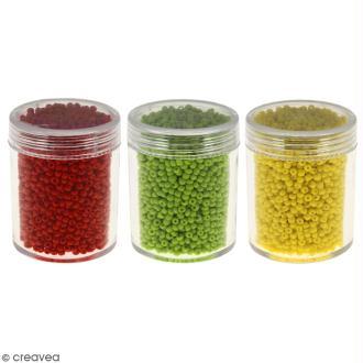 Perles de rocaille 2,5 mm - 50 g