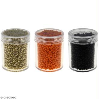 Perles de rocaille 3,2 mm - 50 g