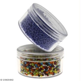 Perles de rocaille 3,2 mm - 100 g