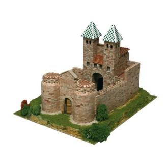 Kit céramique -Porte de Bisagra -Toledo - Espagne    -  7 000 pièces