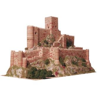 Kit céramique -Château de Almansa -Espagne  -  3 600 pièces