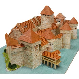 Kit céramique -Château de Chillon -Suisse  -  8 900 pièces