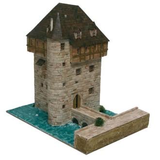 Kit céramique -Château de Crupet -Belgique  -  2 850 pièces