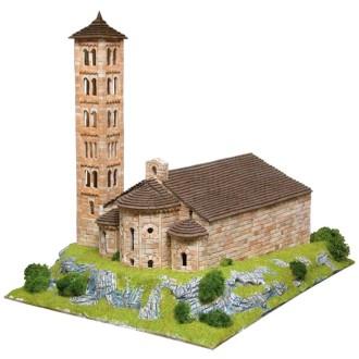 Kit céramique -Eglise de Saint Climent de Taull -Espagne  -  3 500 pièces