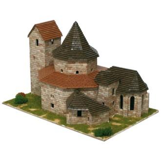 Kit céramique -Abbatiale d'Ottmarsheim -France -  4 200 pièces