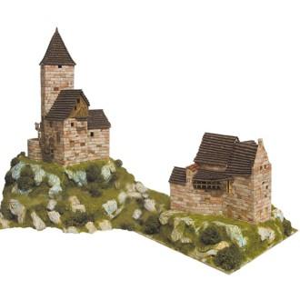 Kit céramique -2 refuges -  3 400 pièces