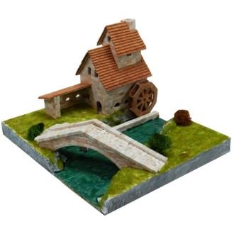 Kit céramique -Forge avec pont  -  2 000 pièces
