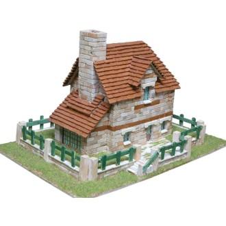 Kit céramique -Maison rurale -  2 200 pièces