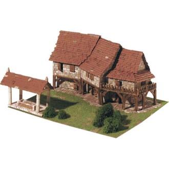 Kit céramique -Maisons rurales  -  2 700 pièces