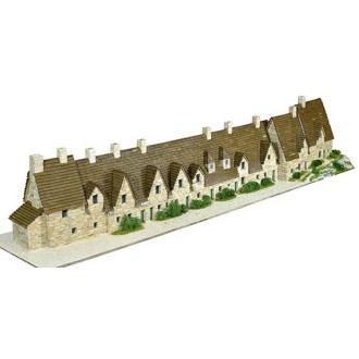 Kit céramique -Bibury - Angleterre -  5 550 pièces