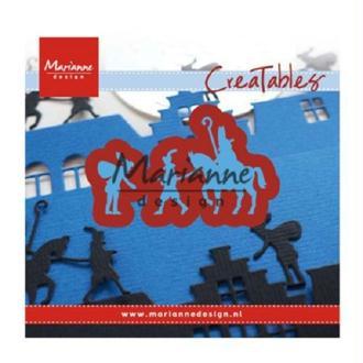 Die  Creatables Marianne Design - Saint Nicolas - 2pcs
