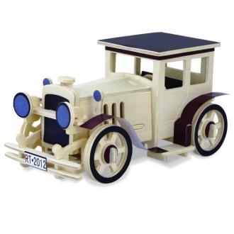 Tacot Puzzle 3D bois