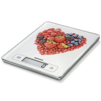 Balance de cuisine digitale en acier inoxydable bestron for Soehnle balance cuisine
