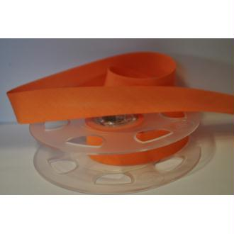 Biais Uni Par 2 Mètres Coloris Orange Vif 639 2Cm / 20Mm De Large Fillawant De Dmc