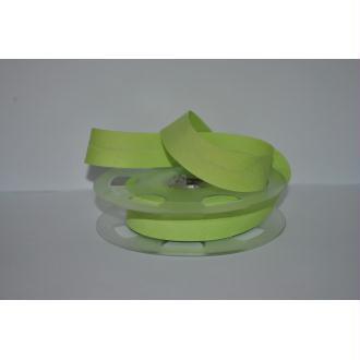 Biais Uni Rouleau De 20 Mètres Coloris Vert Anis 2202  2Cm / 20Mm Fillawant De Dmc