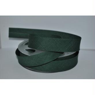 Biais Uni Rouleau De 20 Mètres Coloris Vert Sapin 2187  2Cm / 20Mm Fillawant De Dmc